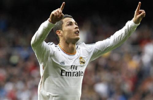 Cristiano Ronaldo Mi fe