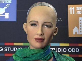 SOFIA - ROBOT