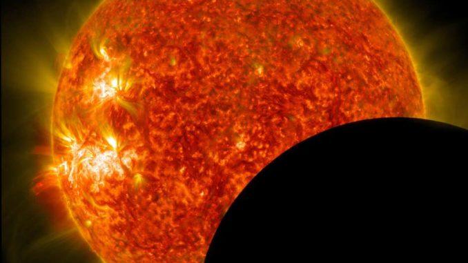 Eclipse de Agosto