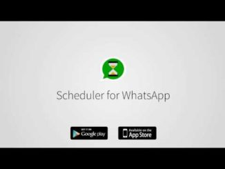 sheduler for whatsapp