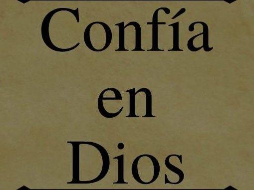 Pelicula: Confia en Dios